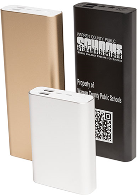 Q10 & Q20 High-Capacity Portable Charger